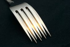 Fork Macro Stock Images