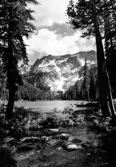 Free T.J. Lake Royalty Free Stock Photos - 2283578