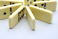 Free Domino Set Royalty Free Stock Photography - 2283737