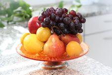 Free Fruits Vase Stock Photo - 2283780