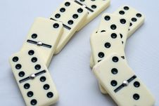 Free Domino Set Stock Image - 2283791