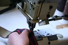 Free Industrial Sewing Stock Photography - 2285252