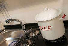 Free Rice Royalty Free Stock Image - 2285296
