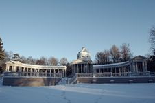 Free Winter Palace Royalty Free Stock Photos - 2286768