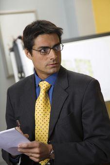Free Confident Businessman Stock Photo - 2287630