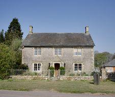English Farmhouse Stock Photography