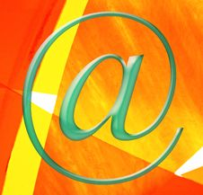 Free Email Symbol Stock Photography - 2288602