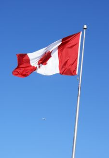 Free Canada S Flag Royalty Free Stock Image - 2288606