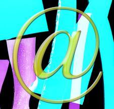 Free Email Symbol Royalty Free Stock Photo - 2288905