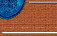 Free Brick Textured Webpage Royalty Free Stock Image - 2289276