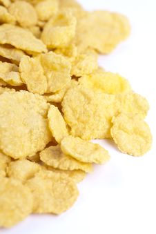 Free Corn Flakes Stock Image - 22804761