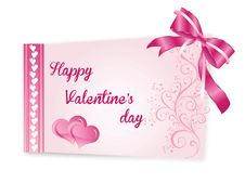 Free Valentine Card 2 Stock Photo - 22807370