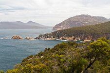 Free Tasmanian Coast Stock Image - 22813641