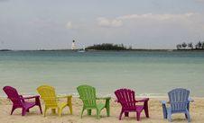 Free Beach In Bahamas Stock Photos - 22816563