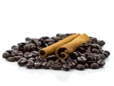 Free Cinnamon Coffee Stock Images - 22816944