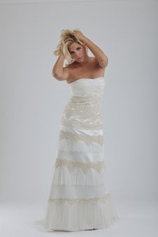 Free Beautiful Bride Stock Photography - 22817202