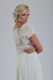 Free Beautiful Bride Royalty Free Stock Photo - 22817205