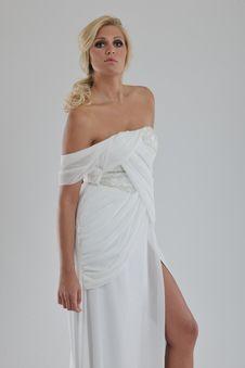 Free Beautiful Bride Royalty Free Stock Image - 22817206