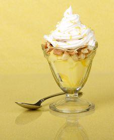 Free Lemon Pudding Stock Photos - 22817293