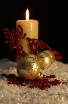 Free Candles Stock Image - 22817811