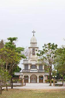 Free Church Of Christ. Stock Photo - 22818820