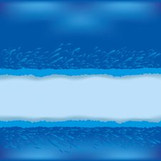 Abstract Background Light Blue Stock Photography