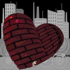 Free City Love Concept Stock Photo - 22823710