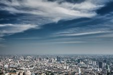 Free View Of The Daily Bangkok Stock Images - 22829734