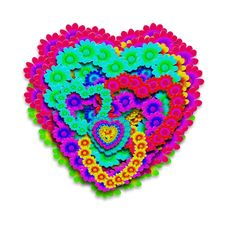Free Hippie Heart Stock Photo - 22829880