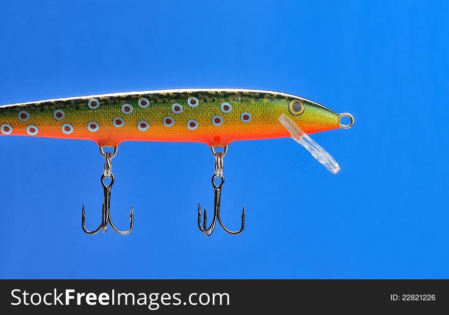 Fishing Lure &x28;Wobbler&x29;
