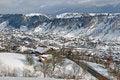 Free Snowy Landscape Stock Photo - 22835380
