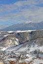 Free Snowy High Landscape Stock Photos - 22835673