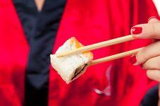 Free Sushi Stock Image - 22830491