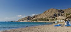 Free Red Sea And Beaches Near Eilat, Israel Royalty Free Stock Image - 22833646