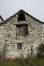 Free Old House Made Of Stone Stock Photos - 22849813
