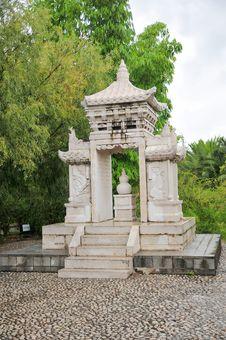 Free China Yunnan Stone Carving Stock Photography - 22842152