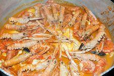 Free Zarzuela Of Fish Royalty Free Stock Image - 22842356