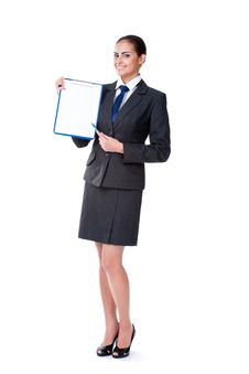 Young Successful Businesswoman Stock Photography