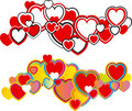 Free Valentines Day Hearts Stock Photography - 22851722