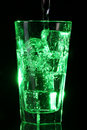 Free Green Acid Cocktail Royalty Free Stock Images - 22855939