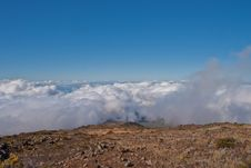 Free Clouds From Above At 3000 Meters In Maui Hawai Royalty Free Stock Photography - 22851667
