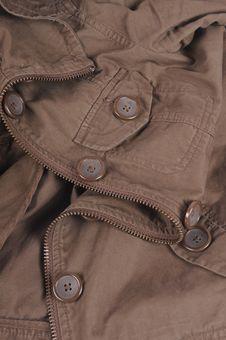 Free Cotton Jacket Background Royalty Free Stock Images - 22857789