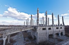 Free Building Of An Industrial Complex Stock Photos - 22858173