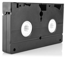 Free Old Video Cassette Stock Photography - 22858382