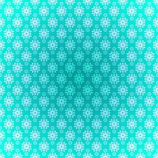 Free Seamless Pattern Light Blue Flowers Stock Photography - 22858492