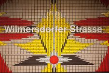 Free Berlin Metro Stock Photos - 22859583