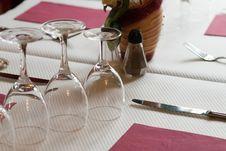 Free Table Set Stock Photos - 22873243