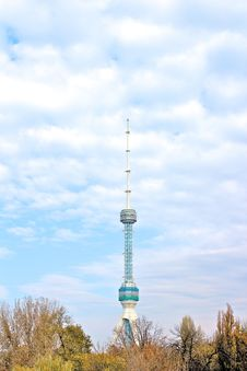 Free TV Tower Stock Image - 22875351