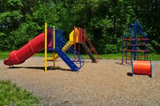 Free Colorful School S Park Royalty Free Stock Images - 22876909