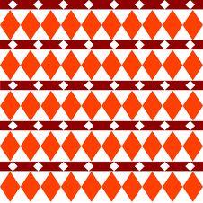 Trot Pattern Stock Photo